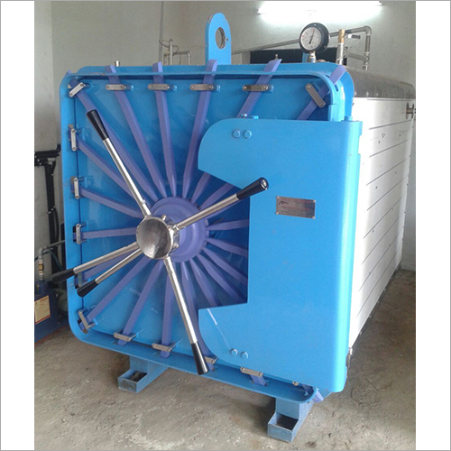 Industrial Ethylene Oxide (ETO) Gas Sterilizer