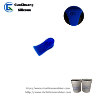 soft high elastic liquid silicone rubber for healthy insole casting