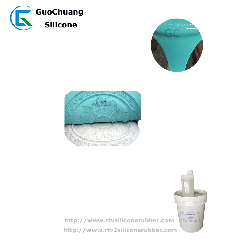 Mold Making Tin Cure Silicone Rubber
