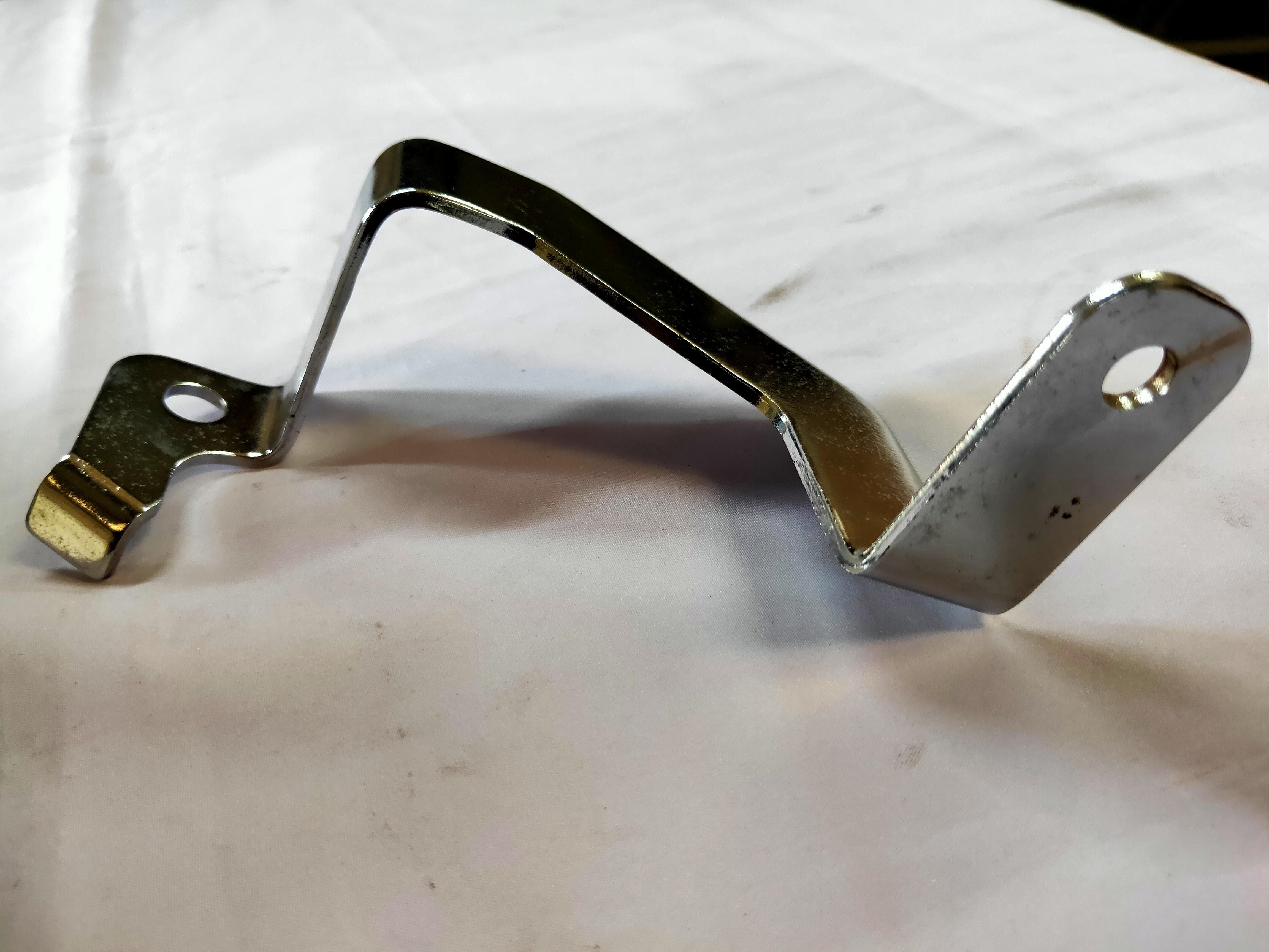 Sheet Metal Battery Bracket