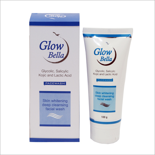 Glycolic - Salicylic Kojic and Lactic Acid Facewash