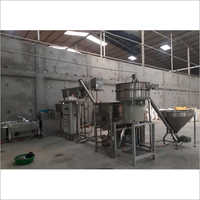 Pasta Plant With Continuous Dryer