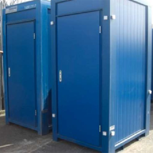 Portable Toilet Containers
