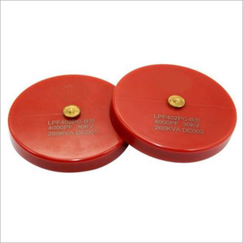 High Frequency High Voltage Ceramic Capacitor