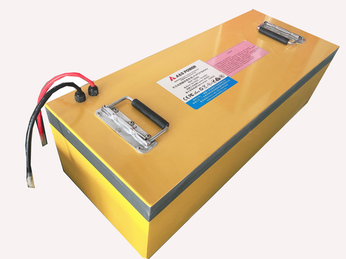 60V 120Ah electric vehicle Golf Cart Battery