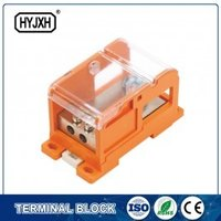 DIN rail type Multi-purpose energy measuring terminal block