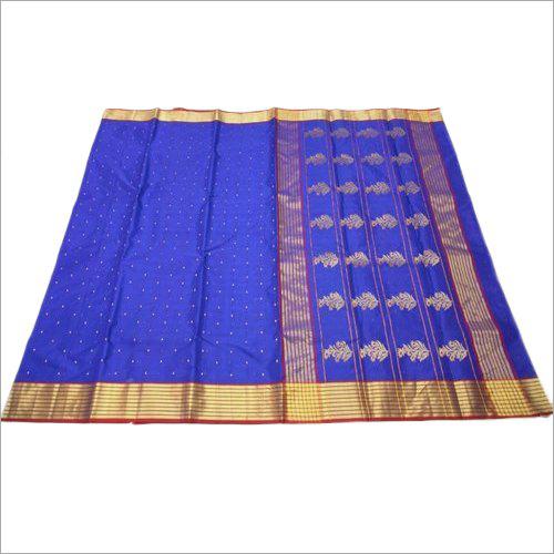 Indian Maheshwari Silk Saree