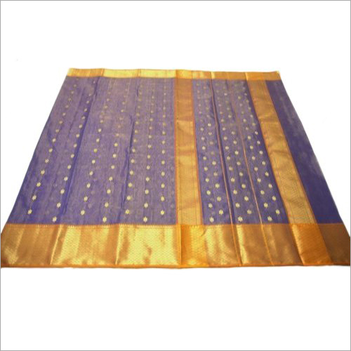 Ladies Casual Maheshwari Silk Saree