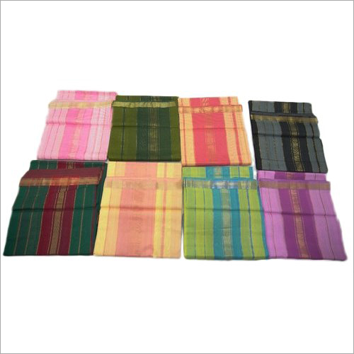 Light Weight Maheshwari Silk Saree