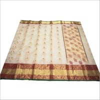 Maheshwari Silk Printed Saree