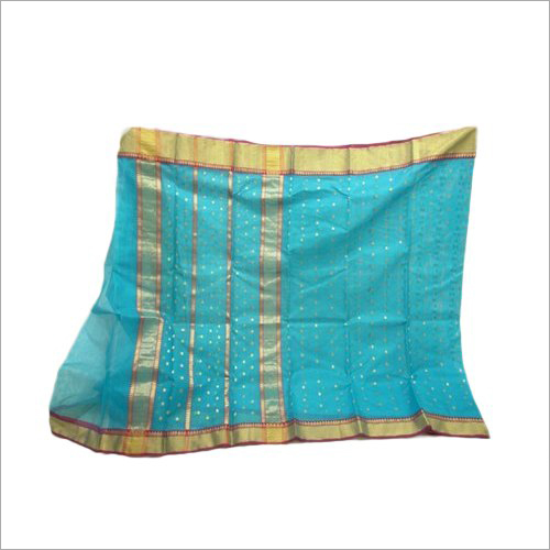 Indian Chanderi Silk Saree
