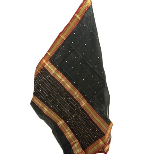 Traditional Chanderi Silk Saree