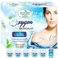 Nature Plus Herbal Oxygen Spa Facial Kit, 370gm