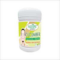 Nature Plus Herbal Cucumber Massage Cream, 1000gm