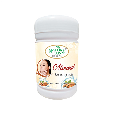 ALMOND FACIAL SCRUB