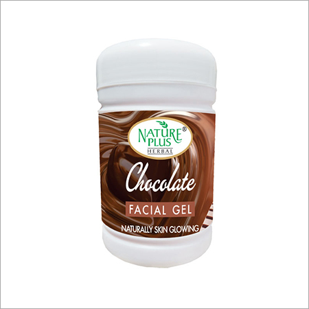 CHOCOLATE FACIAL GEL