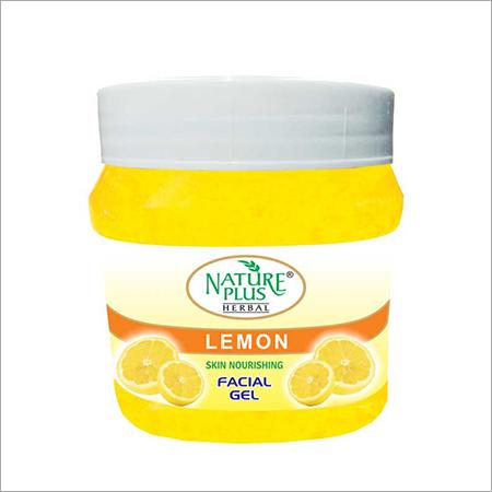 Nature Plus Herbal Lemon Facial Gel, 1000gm
