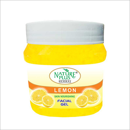 NATURE PLUS HERBAL Lemon Facial Gel, 1000gm
