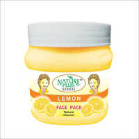 Nature Plus Herbal Lemon Face Pack, 1000gm