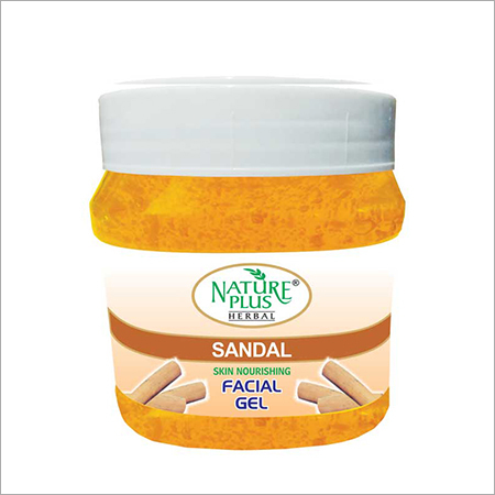 Sandal Facial Gel