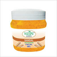 Nature Plus Herbal Sandal Facial Gel, 1000gm
