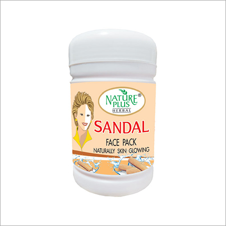 Sandal Facial Pack