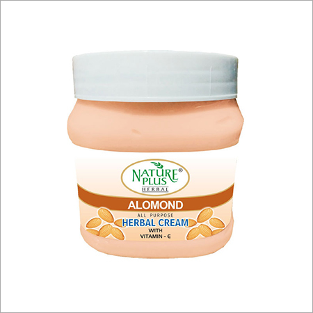 Almond Herbal Cream