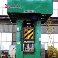 Electric hydraulic forging press machine for forging claw pole