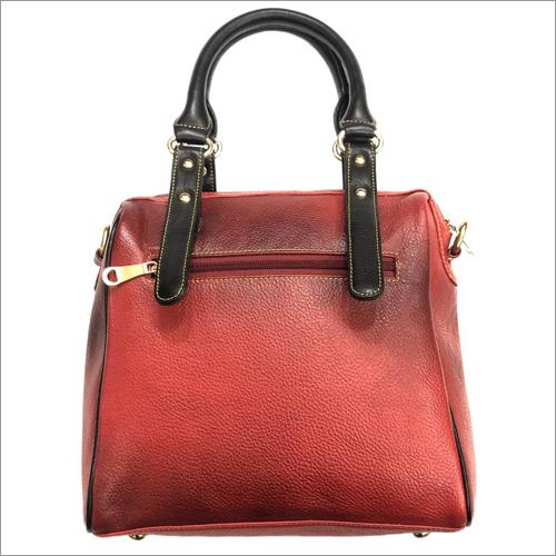 Ladies Brown Leather Bag