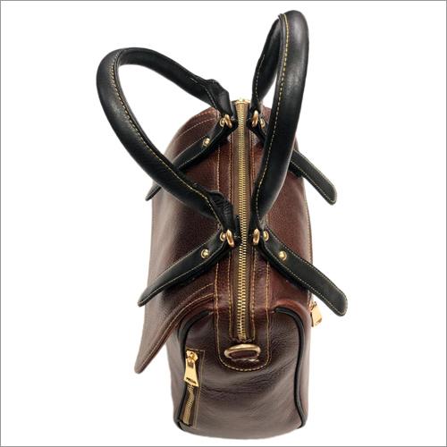 Ladies 100 Percent Pure Stylish Leather Bag