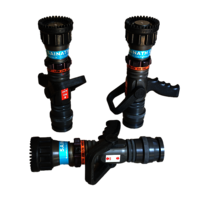 MultiFlow 1000 Selectable Flow Nozzle
