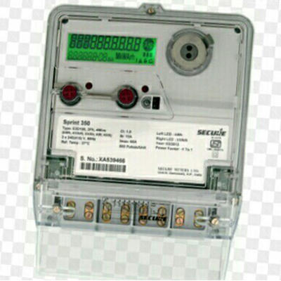 3 Phase Energy Meter Secure Sprint 350