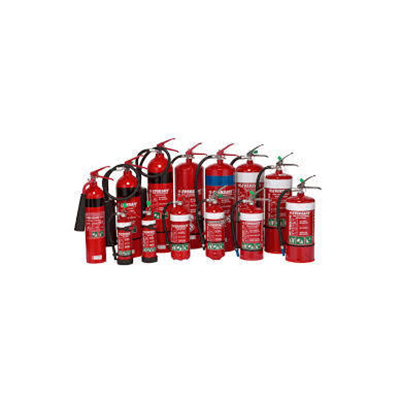 Ceasefire Fire Extinguisher