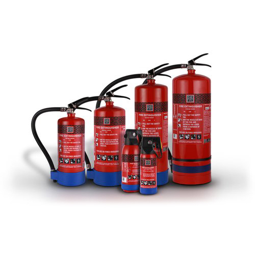 Ceasefire ABC Type Dry Chemical Fire Extinguisher
