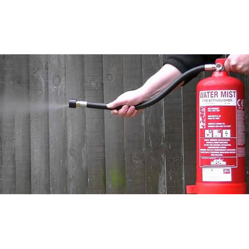 Ceasefire Water Mist Fire Extinguisher