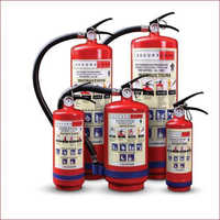 Secure Zone ABC Powder- Based Fire Extinguisher