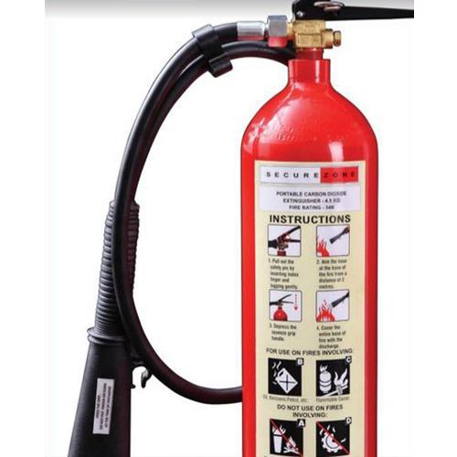 Secure Zone Fire Extinguisher
