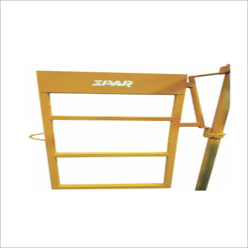 Heavy Duty Self-Closing Scaffolding Gate