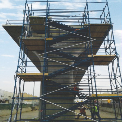 Scaffold Staircase