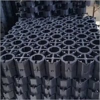 Interlocking Plastic Grass Paver
