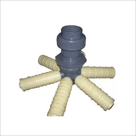 Water Filtration Distribution Components