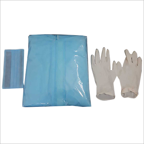 Disposable Personal Protective Kit