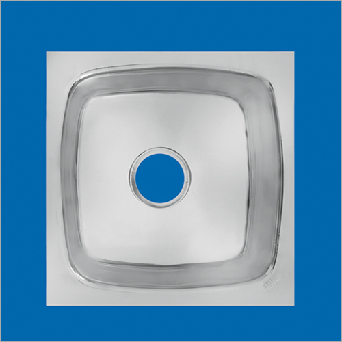 Stainless Steel Single Square Bowl Sink