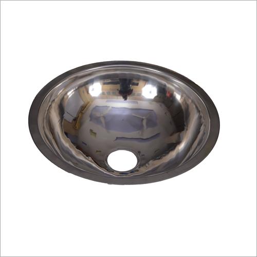 Stainless Steel Circular Sink