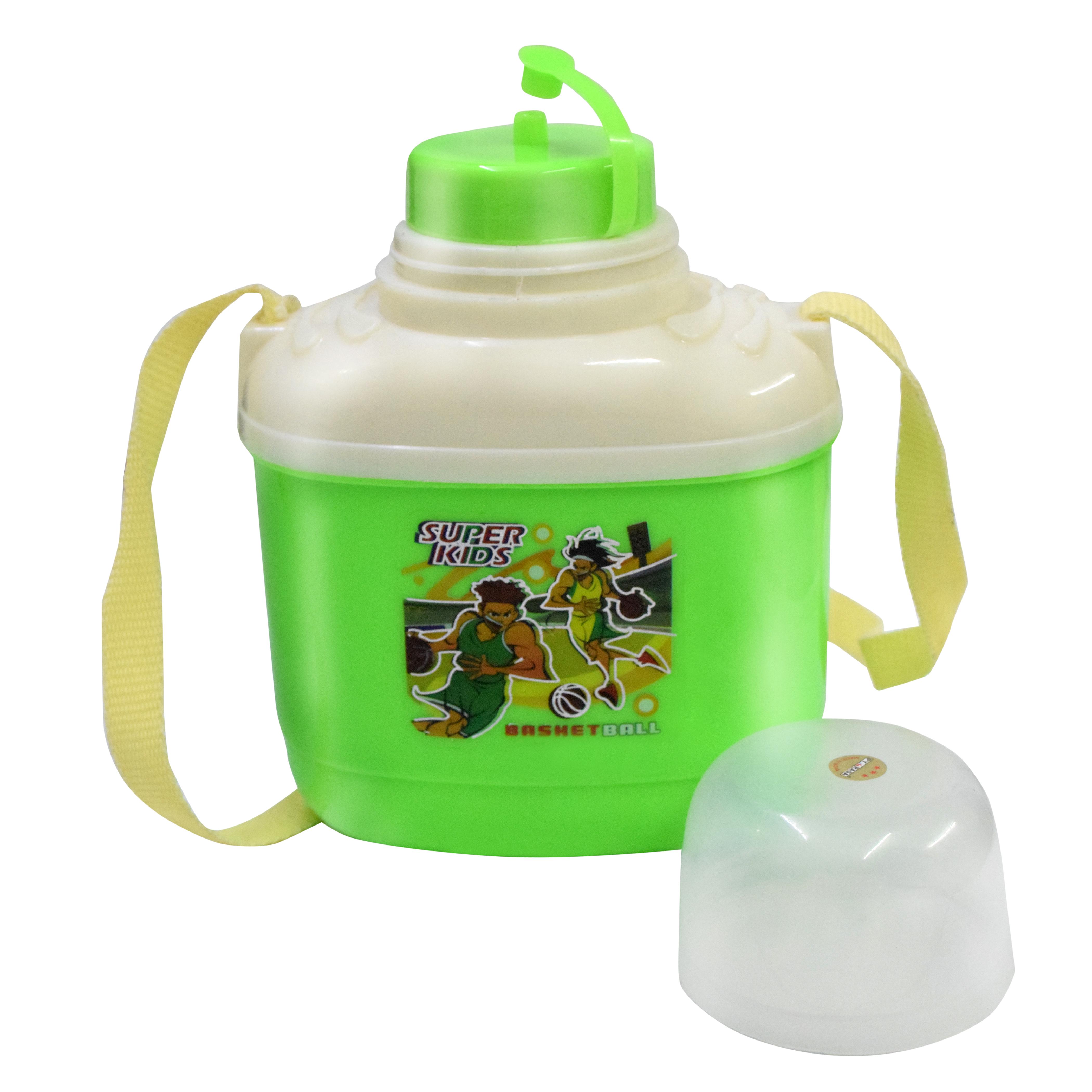 Insulated school water bottle
