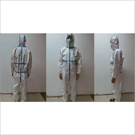 Isolation Clothes With Shoes Cover FDA Certificate