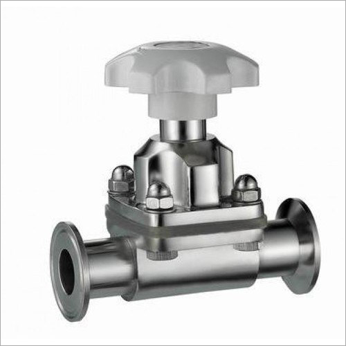 Diaphragm Valve With TCL