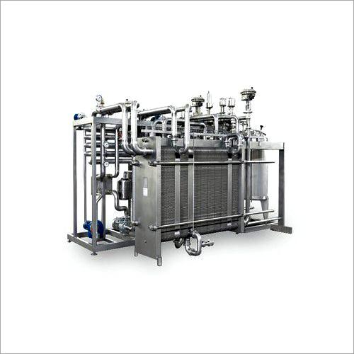 Milk Pasteurizer System