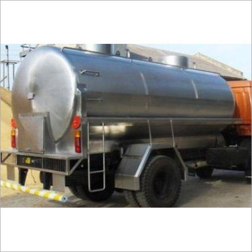 Road Milk Tanker Barrel