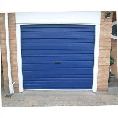 Galvanized Iron Pull And Push Rolling Shutter